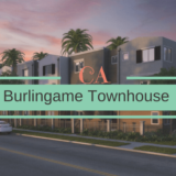 バーリンゲーム市のタウンハウス