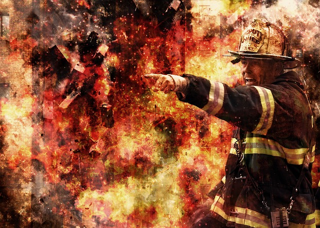 消防士のようにいざという時に助けてくれる会社がいいな