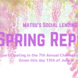 matsuの1,000万円ポートフォリオ2019年4月号(ソシャレン+その他)