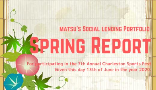 matsuの1,000万円ポートフォリオ2019年6月号(ソシャレン+その他)